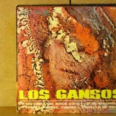 Discos de vinilo: LOS GANSOS - LA HISTORIA DEL ROCK AND ROLL / D. AND W. WASHBURN + 2 - RCA-VICTOR 3-21054 - 1968. Lote 40639227