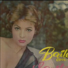 Discos de vinilo: SARITA MONTIEL LP SELLO GAMMA=HISPAVOX EDITADO EN MEXICO. Lote 40640570