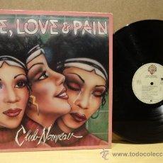 Discos de vinilo: CLUB NOUVEAU. LIFE, LOVE & PAIN LP - WARNER BROS - 1987. BUENA CALIDAD. ***/***. Lote 40641436