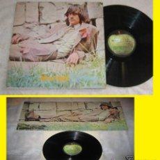 Discos de vinilo: JAMES TAYLOR 68 ! BEATLES, PAUL MCCARTNEY & GEORGE HARRISON, RARO 1º LP, ORIG USA APPLE ! IMPECABLE. Lote 116490935