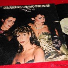 Discos de vinilo: TUXEDO JUNCTION II TAKE THE A TRAIN LP 1980 BUTTERFLY EDICION ESPAÑOLA SPAIN PROMO . Lote 40645270