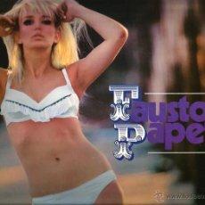 Discos de vinilo: LP FAUSTO PAPETTI : IN GINOCHIO DA TE + MARE D´ESTATE + UN´ALTRA VOLTA + MONTECARLO + ETC . Lote 40645498