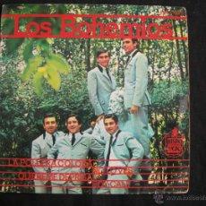 Discos de vinilo: EP LOS BOHEMIOS // NO LO VES +3. Lote 40647065