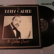 Discos de vinilo: BENNY CARTER THE COLLECTION 16 GOLDEN GREATS LP DEJA VU RECORDS VINILO JAZZ. Lote 40652405