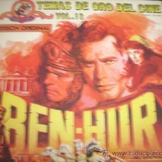 Discos de vinilo: BEN HUR BSO. Lote 40669574