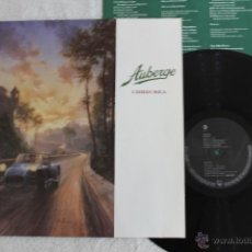 Discos de vinilo: CHRIS REA AUBERGE LP VINYL GERMANY 1991. Lote 40675594