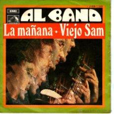 Discos de vinilo: ALBANO LA MAÑANA. Lote 40675944