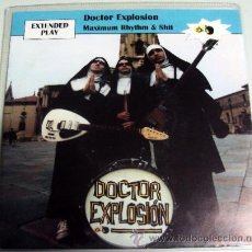 Discos de vinilo: DOCTOR EXPLOSION EP - MAXIMUM RHYTHM & SHIT - DEMOLITION DERBY DR. Lote 114436248
