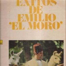 Discos de vinilo: EMILIO EL MORO. Lote 40685004