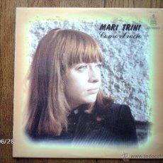 Discos de vinilo: MARI TRINI - COMO EL ROCIO. Lote 40686241