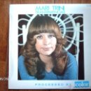 Discos de vinilo: MARI TRINI - TRANSPARENCIAS . Lote 40686439