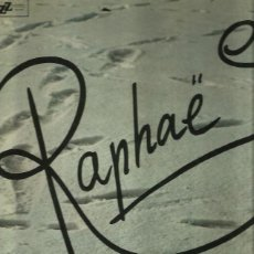 Discos de vinilo: RAPHAEL LP SELLO HISPA VOX AÑO 1973. Lote 40688406