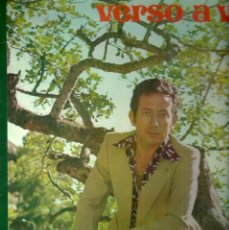 Discos de vinilo: DIEGO GOMEZ (POEMAS) LP SELLO MUSIMAR AÑO 1974. Lote 40688662