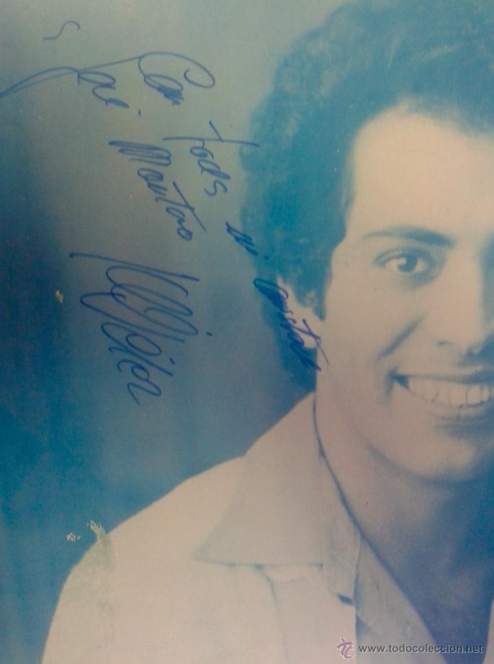 Discos de vinilo: MAGNIFICO LP DE JOSE VELEZ DEL AÑO 1977 ,CON ROMANTICA, SI TU FUERAS MIA. ETC ( FIRMADO Y DEDICADO) - Foto 2 - 40696535