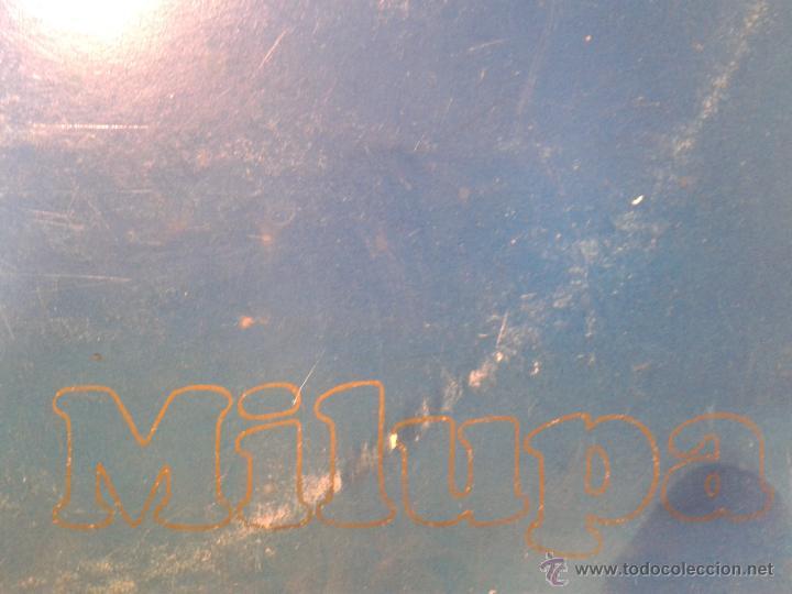 Discos de vinilo: MAGNIFICO DOBLE ALBUM DE MILUPA-LEONARD -BERNSTEIN-MUSICA PARA TEATRO DEL AÑO 1975- - Foto 8 - 40698082