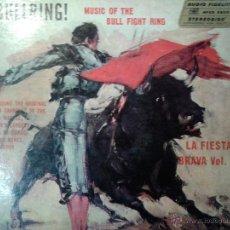 Discos de vinilo: MAGNIFICO LP DE LA FIESTA BRAVA VOLUMEN 4-EDITADO EN NEW-YORK-. Lote 40698248