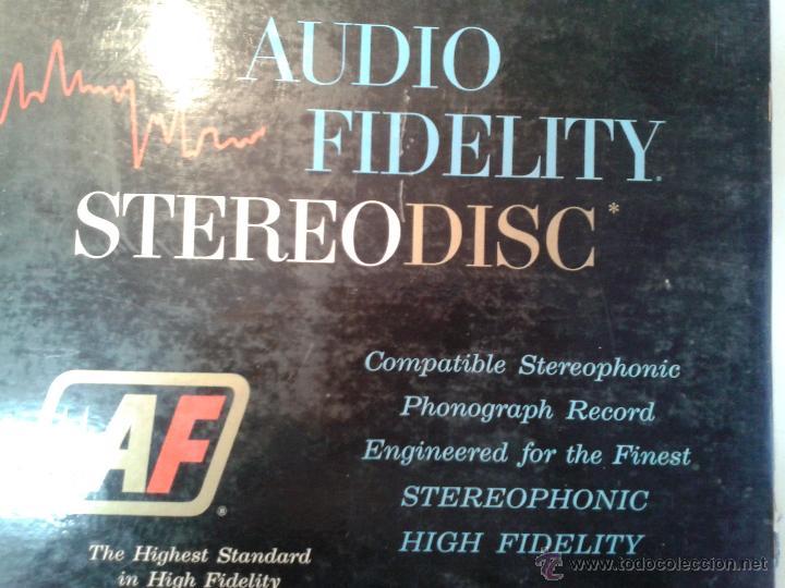 Discos de vinilo: MAGNIFICO LP DE LA FIESTA BRAVA VOLUMEN 4-EDITADO EN NEW-YORK- - Foto 2 - 40698248