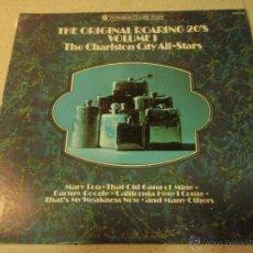 Disques de vinyle: THE CHARLESTON CITY ALL STARS ( THE ORIGINAL ROARING 20'S VOL.I ) NEW YORK-USA 1974 LP33 ABC. Lote 40700819