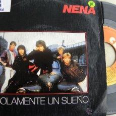 Discos de vinilo: NENA -SINGLE 1982. Lote 40703555
