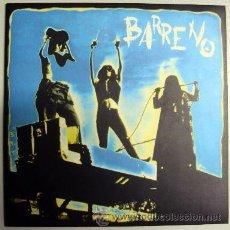 Discos de vinilo: BARRENO EP - MUNSTER RECORDS - PUNK ROCK. Lote 40706489