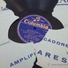 Discos de vinilo: LOS CHACAREROS. MARINELA, ISLAS CANARIAS. Lote 40709320