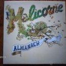 Discos de vinilo: MALICORNE - ALMANACH - EDICIÓN FRANCESA DE 1976 . Lote 40710216