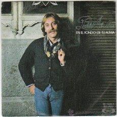 Discos de vinilo: PABLO ABRAIRA - EN EL FONDO DE TU ALMA / SI TU QUISIERAS, CLAUDIA, EDITADO POR MOVIEPLAY EN 1979. Lote 40716783