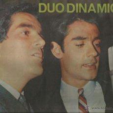 Discos de vinilo: DUO DINAMICO LP SELLO LA VOZ DE SU AMO EDITADO EN CHILE. Lote 40718977