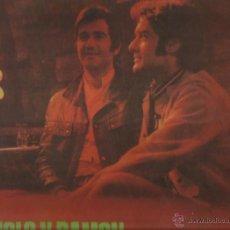 Discos de vinilo: DUO DINAMICO LP SELLO VERGARA EDITADO EN CHILE EUROVISION DEL 68. Lote 40719003