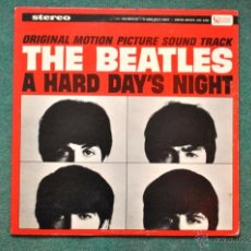 THE BEATLES - A HARD DAY'S NIGHT (STEREO)