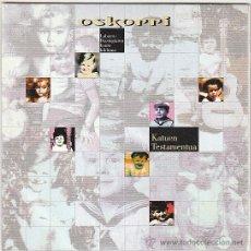 Discos de vinilo: OSKORRI - KANUTO / BAT MATXIN PARRAT. SINGLE DEL SELLO ELKAR DEL AÑO 1994. Lote 40730590