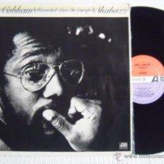 Discos de vinilo: BILLY COBHAM - SHABAZZ (RECORDED LIVE IN EUROPE) - LP ORIGINAL SPAIN. Lote 40730768