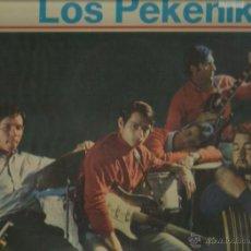 Discos de vinilo: LOS PEKENIKES LP SELLO HISPAVOX EDITADO EN MEXICO. Lote 40732658