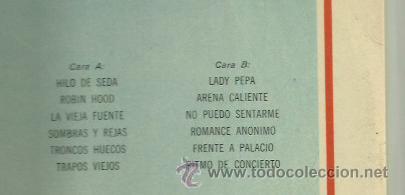 Discos de vinilo: LOS PEKENIKES LP SELLO HISPAVOX EDITADO EN MEXICO - Foto 2 - 40732658