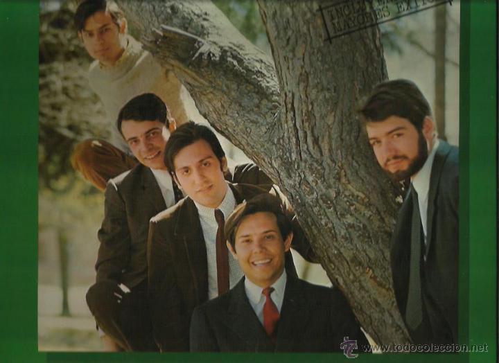 LOS PEKENIKES LP SELLO HISPAVOX AÑO 1978 (Música - Discos - LP Vinilo - Grupos Españoles 50 y 60)