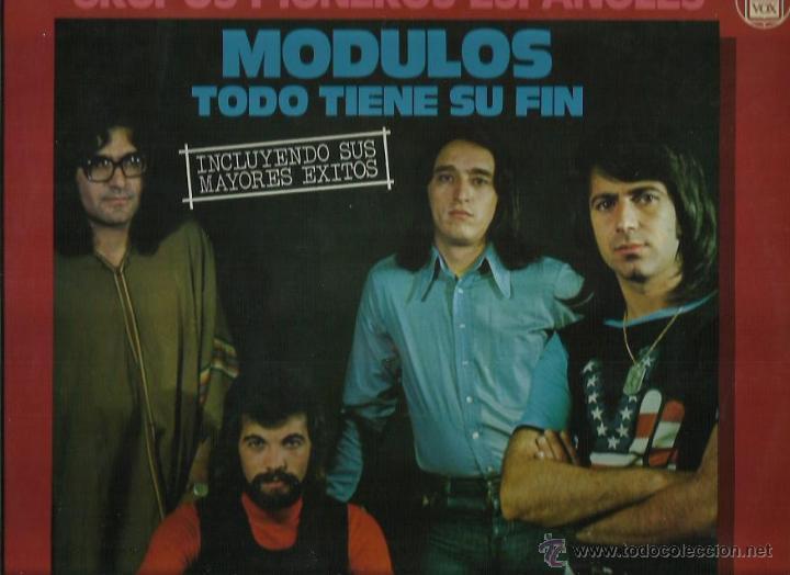 MODULOS LP SELLO HISPAVOX AÑO 1968 (Música - Discos - LP Vinilo - Grupos Españoles 50 y 60)