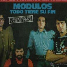 Discos de vinilo: MODULOS LP SELLO HISPAVOX AÑO 1968 . Lote 40732799
