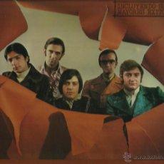 Discos de vinilo: LOS MITOS LP SELLO HISPAVOX AÑO 1978 . Lote 40732838