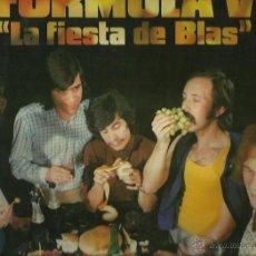 Discos de vinilo: FORMULA V LP SELLO PHILIPS AÑO 1974. Lote 40733015
