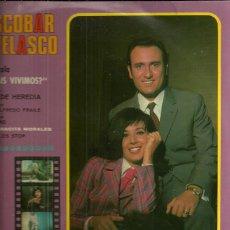 Discos de vinilo: MANOLO ESCOBAR Y CONCHITA VELASCO LP SELLO BELTER AÑO 1967 DE LA PELICULA PERO...EN QUE PAIS VIVIMOS. Lote 40733558