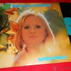 Discos de vinilo: NICOLA DI BARI AMICI MIEI AMIGOS MIOS LP 1972 ACCION EDICION ESPAÑOLA SPAIN. Lote 40733895