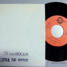 Discos de vinilo: FUERA DE SERIE - PERO NO ME BUSQUES - PROMO - ROCK GIJON ASTURIAS 1992. Lote 40740439