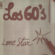 Discos de vinilo: LONE STAR LP DOBLE SELLOEMI ODEON AÑO 1978. Lote 40745712