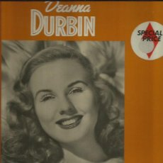 Discos de vinilo: DEANNA DURBIN LP SELLO MCA RECORDS AÑO 1971 EDITADO INGLATERRA. Lote 40745775