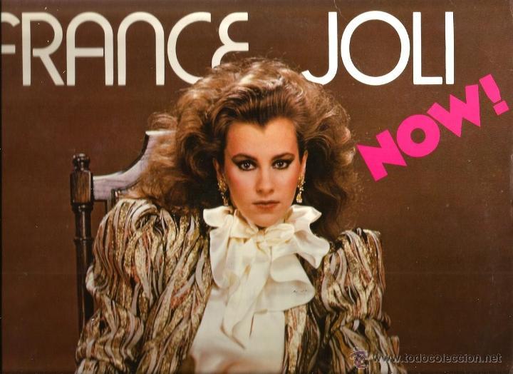 LP FRANCE JOLI : NOW ! (Música - Discos - LP Vinilo - Disco y Dance)