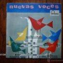 Discos de vinilo: NUEVAS VOCES - ANAMARIA + RICARDO YARTE + LOS CINCO LATINOS . Lote 40752346