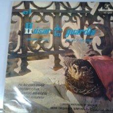 Discos de vinilo: MAGNIFICO LP DE EL HUSAR DE LA GUARDIA - JIMENEZ Y VIVES - PERRIN Y PALACIOS- DEL AÑO 1959-. Lote 40753202