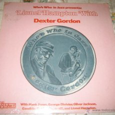 Discos de vinilo: DEXTER GORDON - USA 1977 - PRECINTADO. Lote 40755237