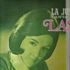 Discos de vinilo: GLORIA LASO LP SELLO PEERLESS EDITADO EN MEXICO. Lote 40757451