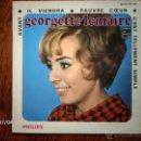 Discos de vinilo: GEORGETTE LEMAIRE - IL VIENDRA + 3. Lote 40757685